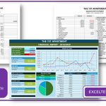 Rental Property Bookkeeping - Reports and Dashboard